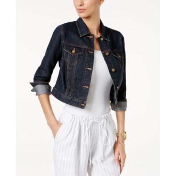 MICHAEL Michael Kors Jackets & Blazers - MICHAEL Michael Kors Denim Jacket