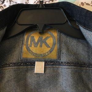 MICHAEL Michael Kors Jackets & Coats - MICHAEL Michael Kors Denim Jacket