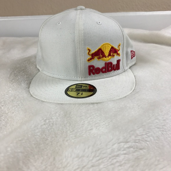 73f98ff98d1be2 New Era Accessories | Red Bull Athlete Hat Size 7 58 | Poshmark