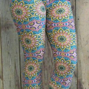 Pants - Du North leggings curvy approx 8-20