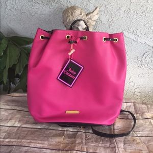 Juicy Couture back pack  New