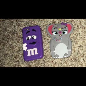 Accessories - 2 iPhone 5 cases