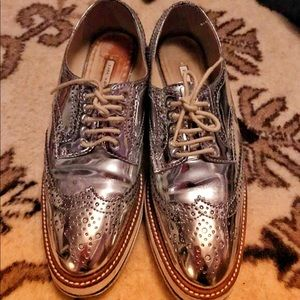 Zara shoes size 8