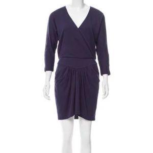 🌠sale! Tibi wool mini dress with long sleeve