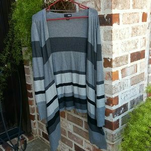 Shades of Grey Cardigan