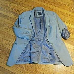 The Limited grey suiting jacket size xs