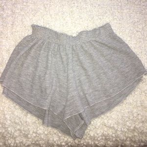 Brandy Melville Ross thermal shorts