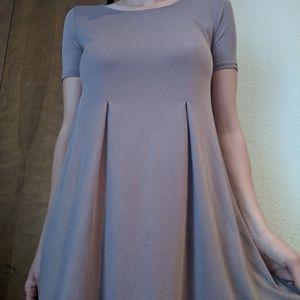 Silent + noise silky dress