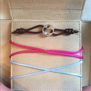 Louis Vuitton Cord Bracelet
