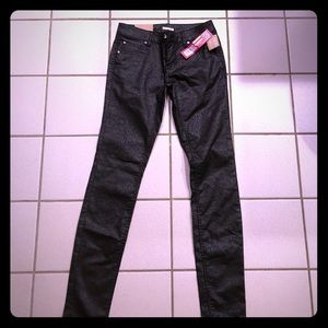 Brand new with tags black skinny pants.