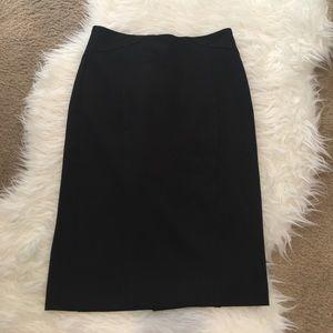 {Bebe} Bodycon Skirt w/ Slit