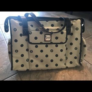 Dooney and Bourke diaper bag