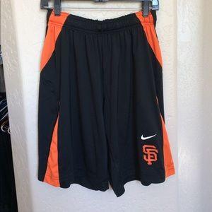 Nike Dri-fit Giants shorts