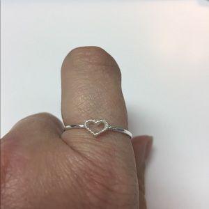 Kalo Heart & Arrow Ring