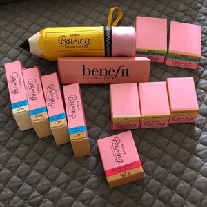 Benefit BOING Concealer Collection