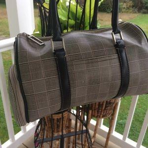 Liz Claiborne barrel purse