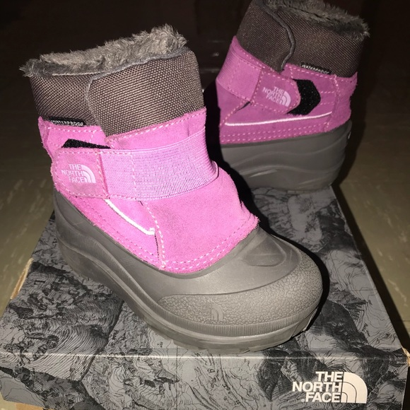 cbb78ff14 The North Face Toddler Alpenglow Snow Boots