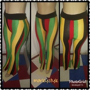 Marley Style wide leg pants