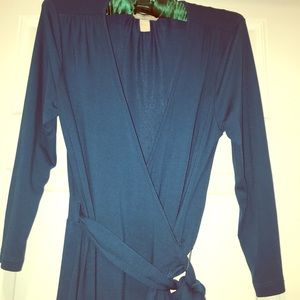 Banana Republic Gemma Wrap Dress