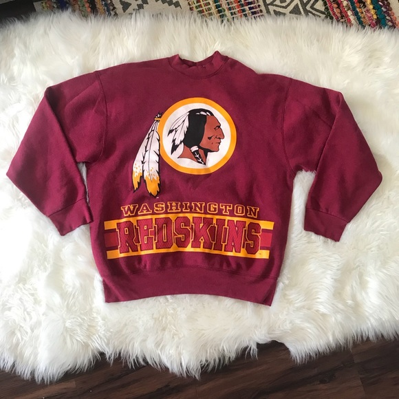 63560ed4 Vintage Washington Redskins Crewneck Sweatshirt XL