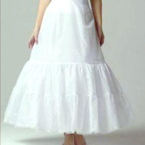 Other - 2-Tier Petticoat Slip -A Line-Size 4