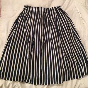 NWOT J Crew skirt
