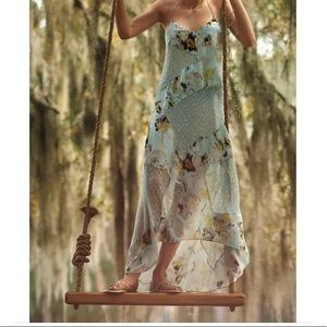 NWT Anthropologie rainflower lace dress size 8, 10