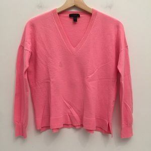 J. Crew Boyfriend Sweater (has small stain) M