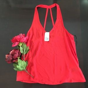 NWT red forever 21 top