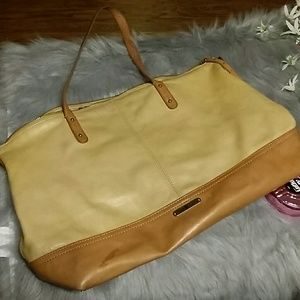 Handbags - Lucky Brand large leather tote