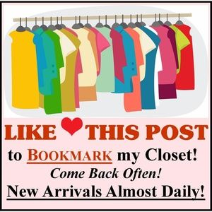 Bookmark my closet!