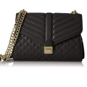 Arin shoulder bag, black.