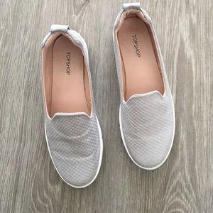 Topshop Slip-on Sneakers
