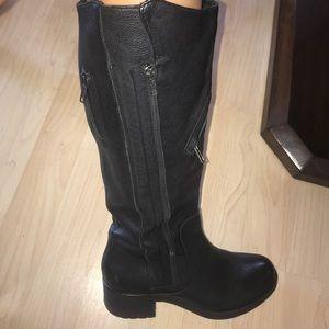 Vera Wang Knee High Boots