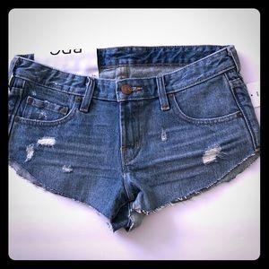 BDG jeans shorts