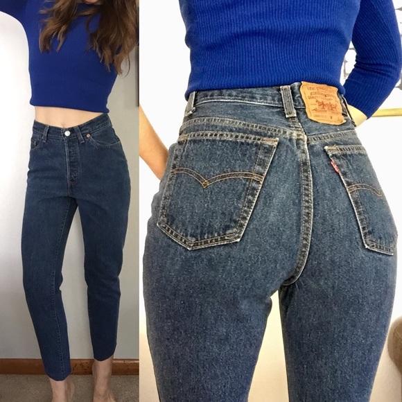 0b5495d83f8 Levi's Jeans | Vintage Levis 501 Womens Fit | Poshmark