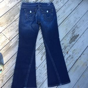 True Religion Flare Jeans 30 x 30