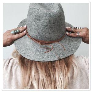 NWOT Boho Wool Hat