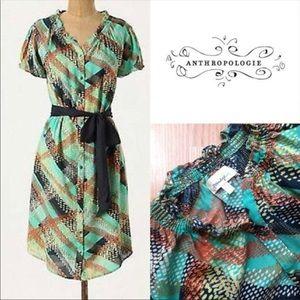 Vintage Style Dress by Porridge