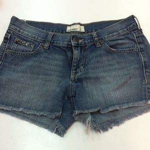 Old navy jean shorts j