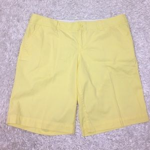 NWOT Lilly Pulitzer Palm Beach Fit Bermuda Shorts