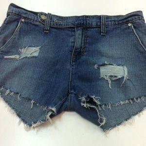 Levi's jean shorts j
