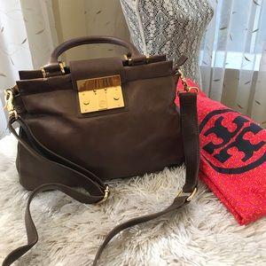 NWOT Tory Burch dual crossbody & satchel handbag