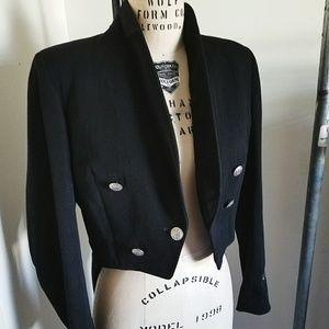 Amazing Vintage Bolero Jacket with Tail