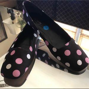 Kate Spade New York Polka Dot Flats