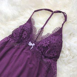 Purple Victoria's Secret Nightgown!