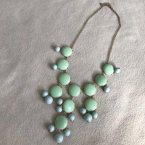 Francesca's Collection Seafoam Turquoise Bubble