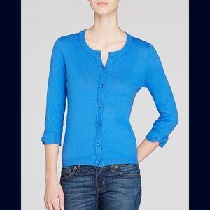 Kate Spade somerset cardigan in blue