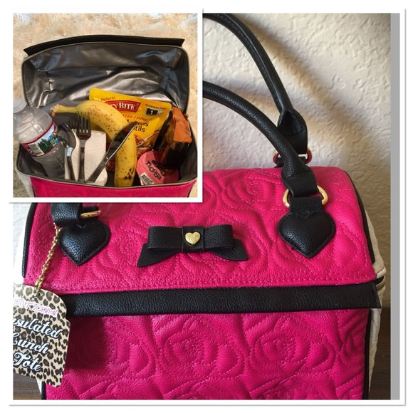 Betsey Johnson Bags | Besty Johnson Lunch