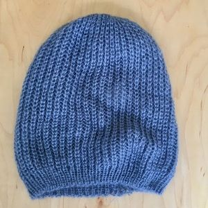 Urban Outfitters Woven Slouchy Beanie
